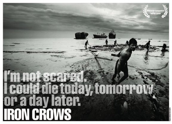 Iron Crows Poster #2