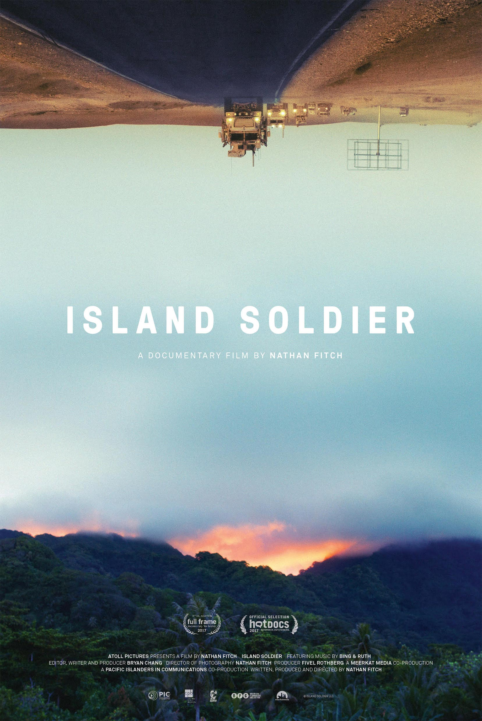 Island Soldier Poster #1