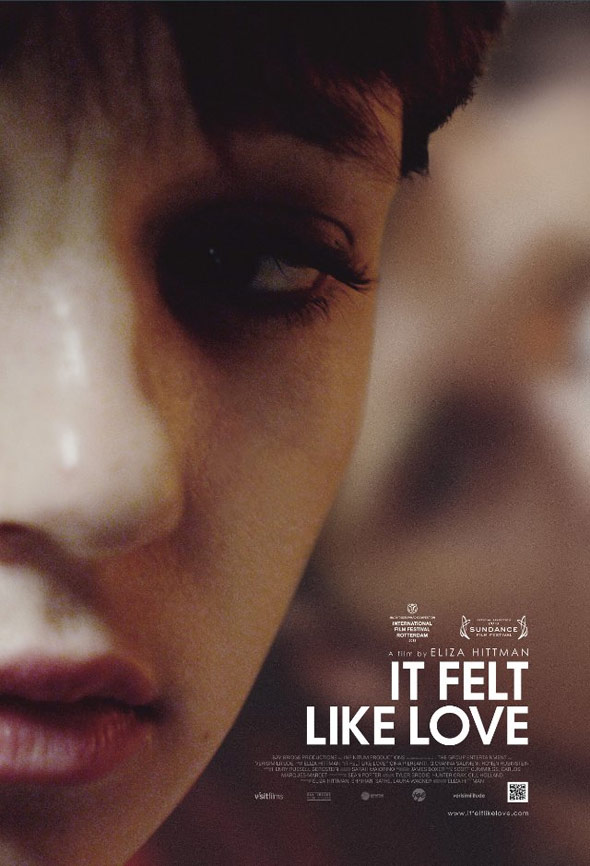 It Felt Like Love Poster #1
