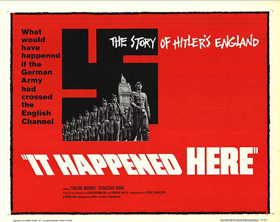 It Happened Here Poster #1