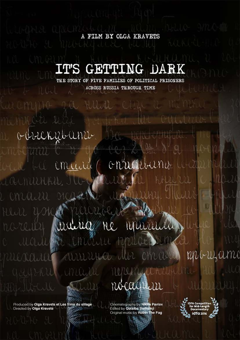 It's Getting Dark Poster #1