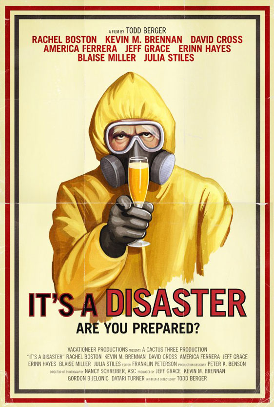It's a Disaster Poster #1