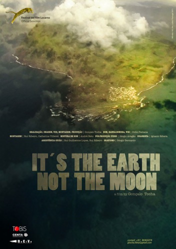 It's the Earth Not the Moon (É na terra não é na lua) Poster #1