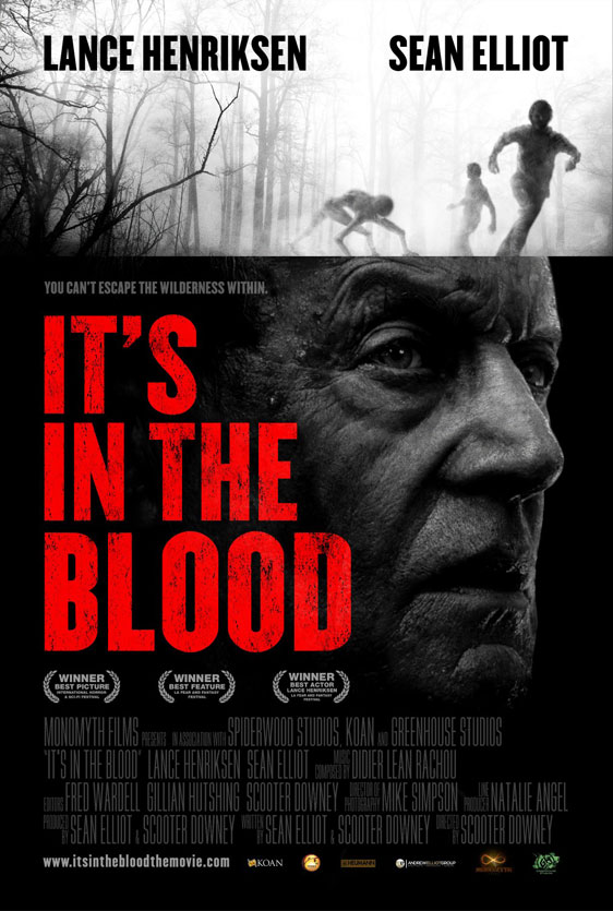 It's in the Blood Poster #1