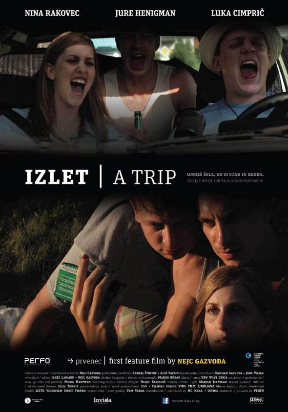 A Trip (Izlet) Poster #1