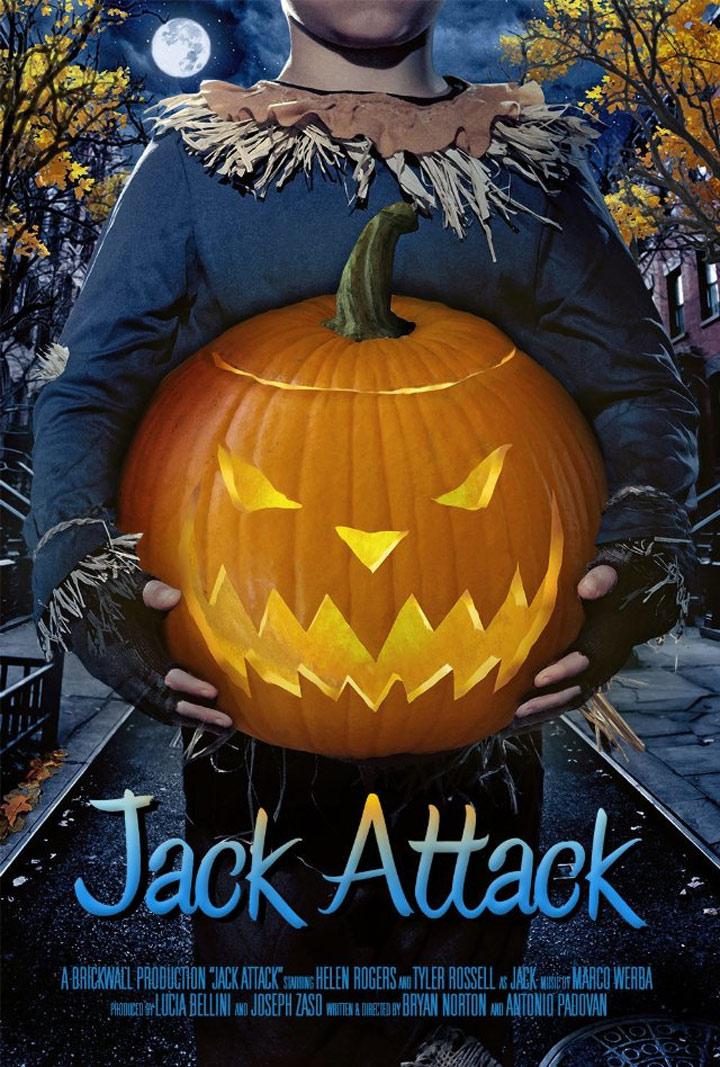 Jack Attack Poster #1