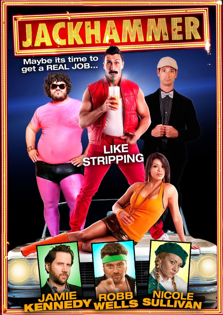 Jackhammer Poster #1