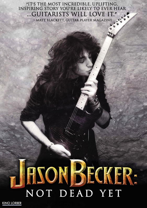 Jason Becker: Not Dead Yet Poster #1