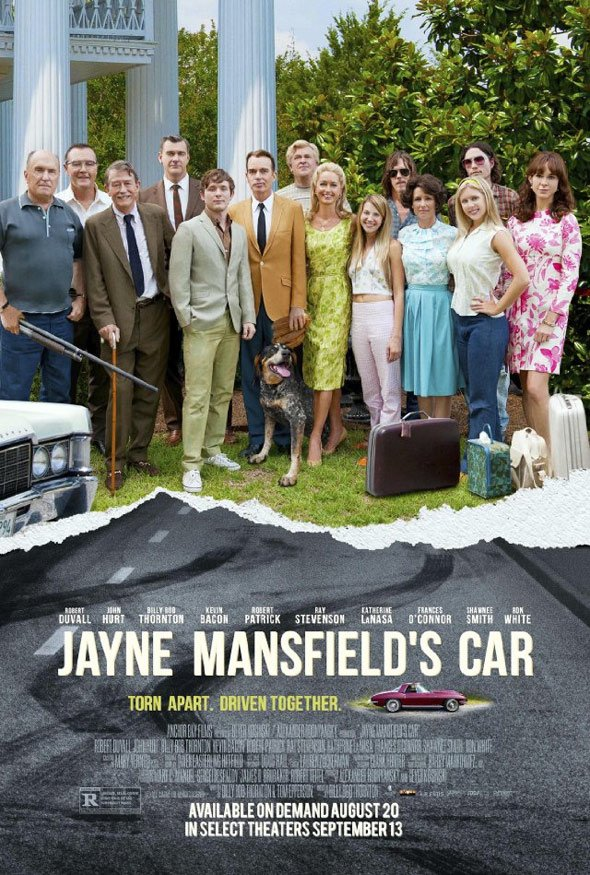 Jayne Mansfield's Car Poster #1