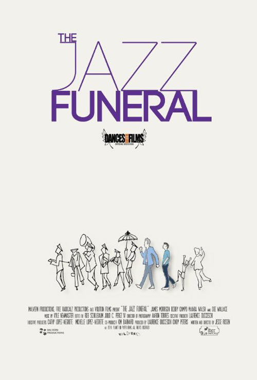 The Jazz Funeral Poster #1