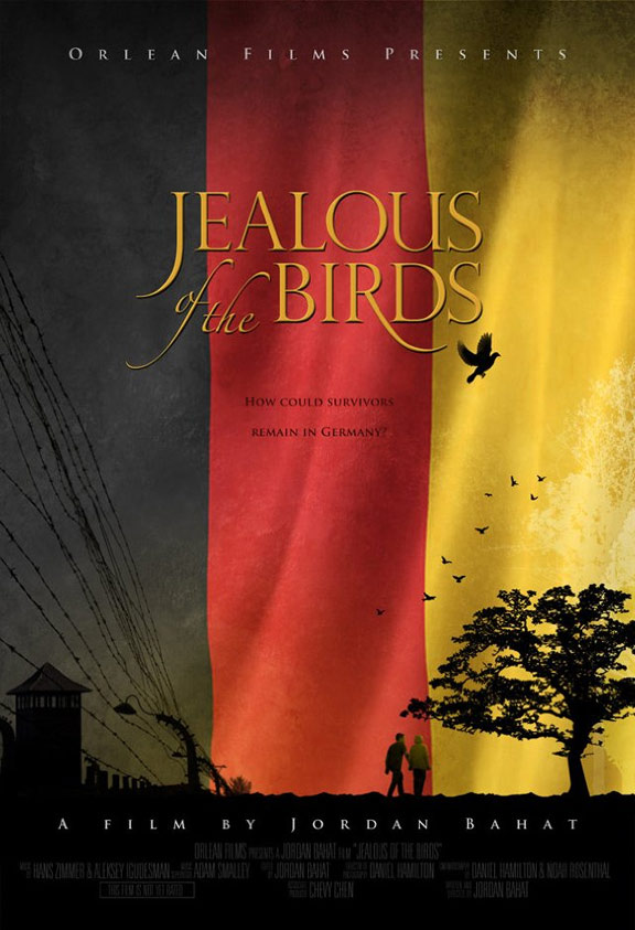 Jealous of the Birds Poster #1