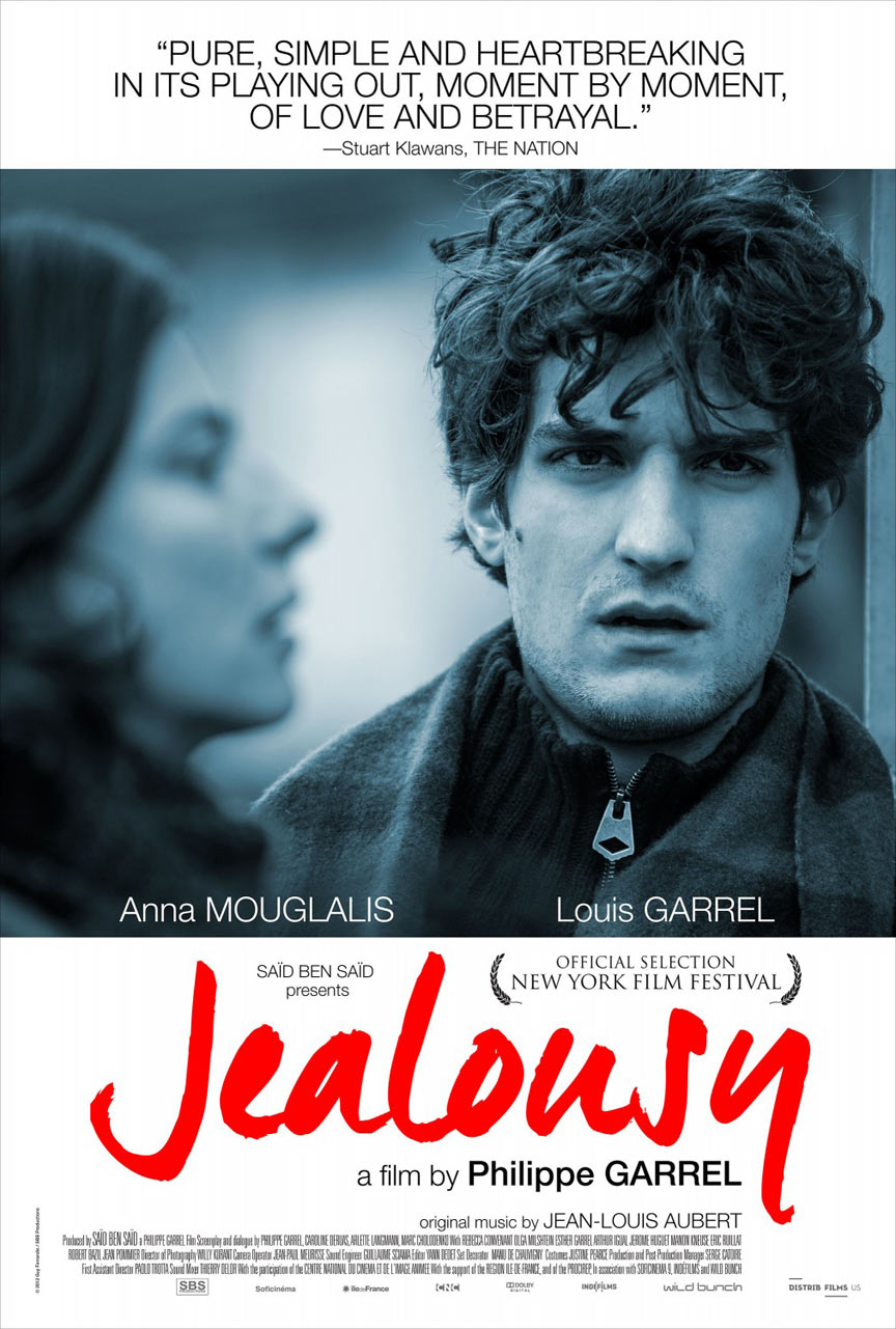 Jealousy (La Jalousie) Poster #1