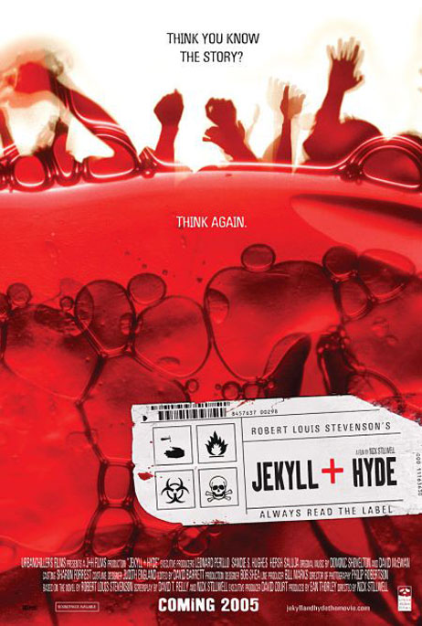 Jekyll + Hyde Poster #1