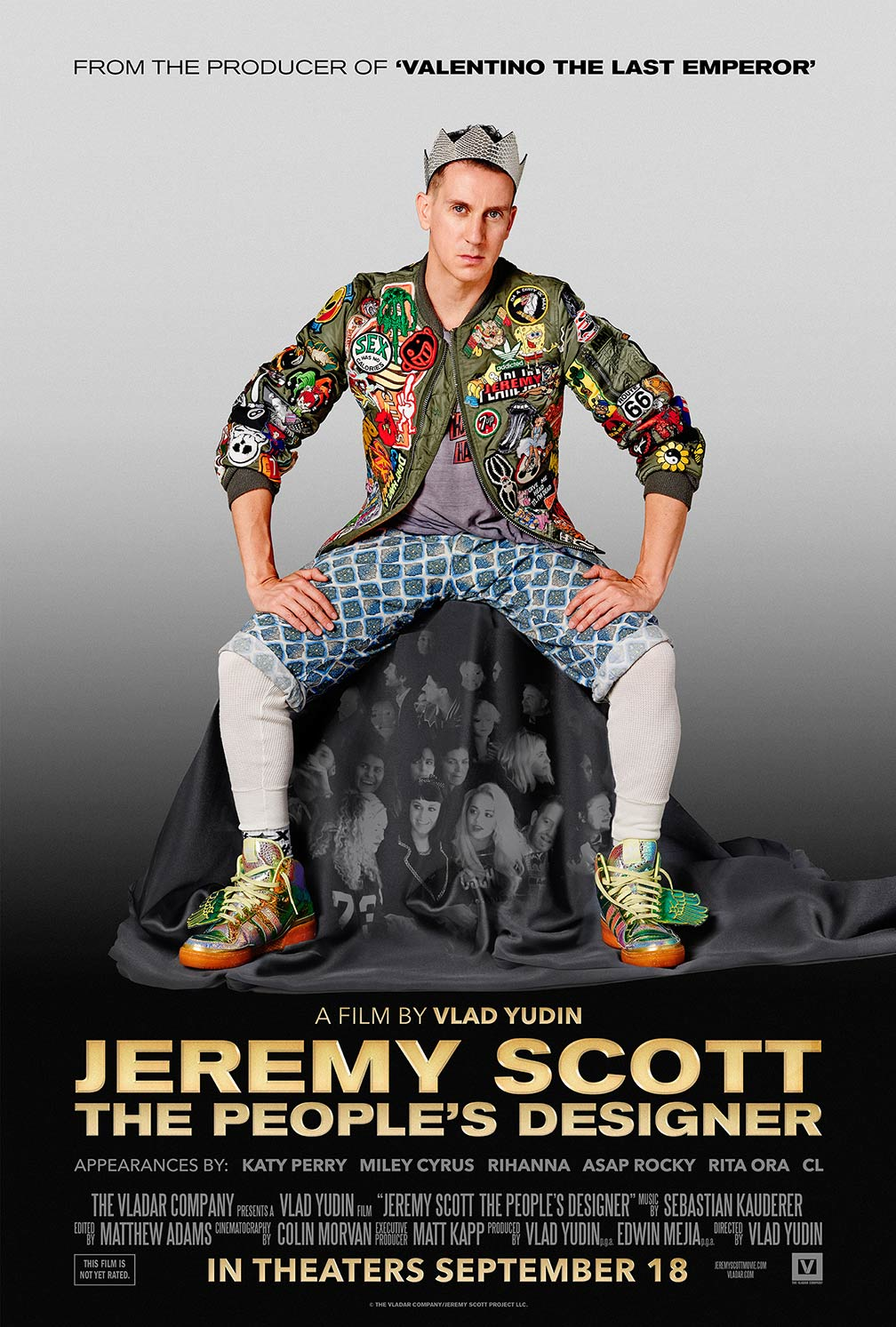 Jeremy Scott: The People's Designer Poster #1