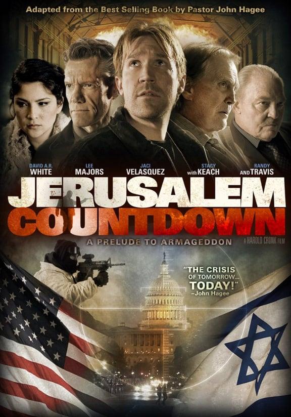 Jerusalem Countdown Poster #1