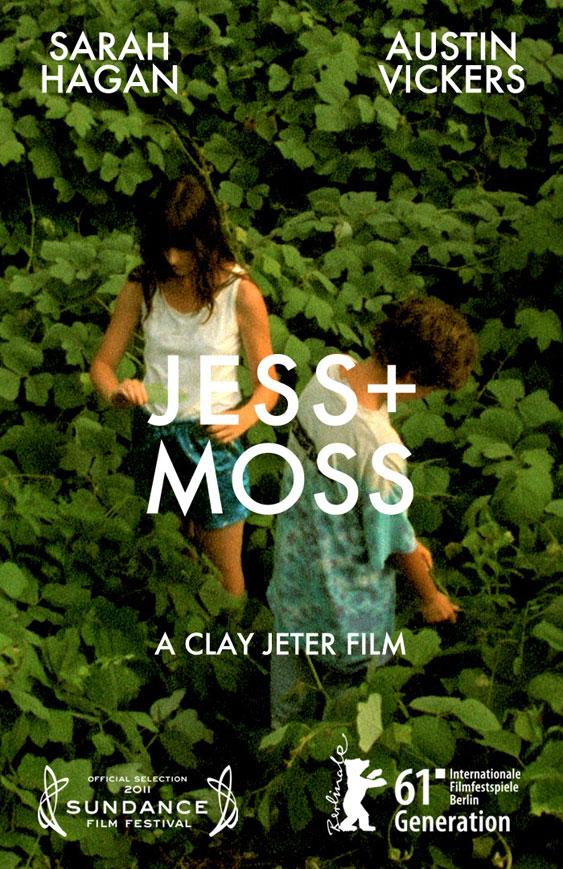 Jess + Moss Poster #1