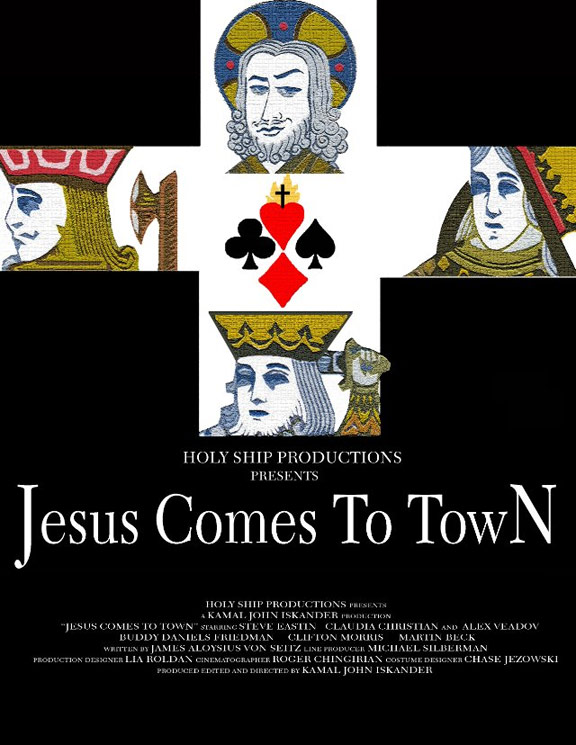 Jesus Comes To Town Poster #1