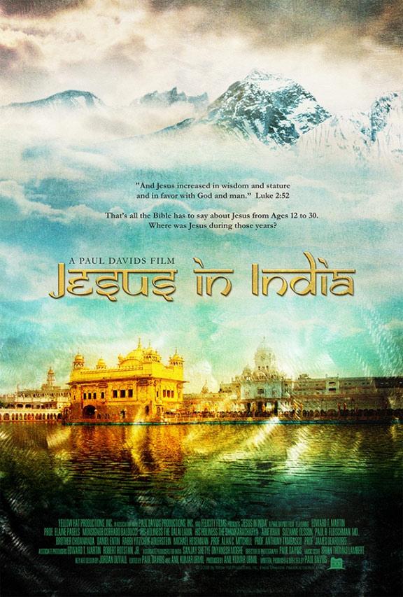 Jesus in India Poster #1