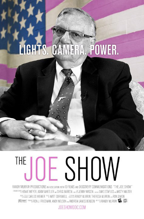 The Joe Show Poster #1