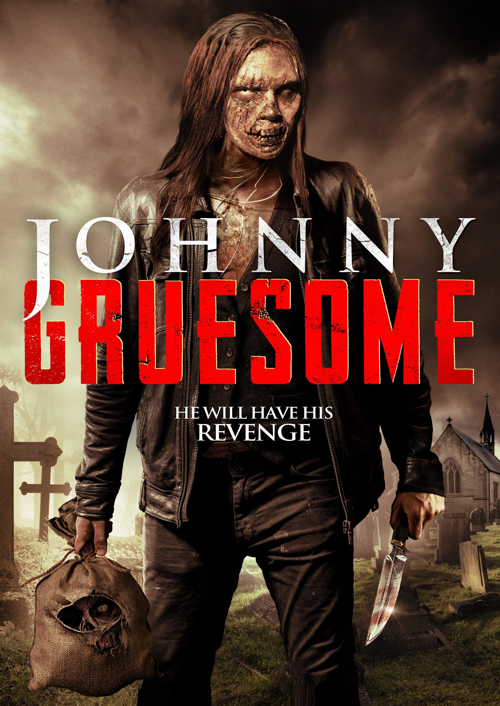 Johnny Gruesome Poster #1
