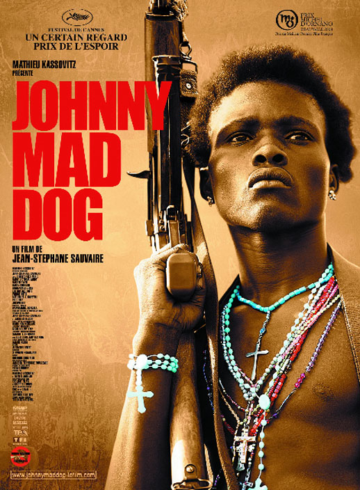 Johnny Mad Dog Poster #1