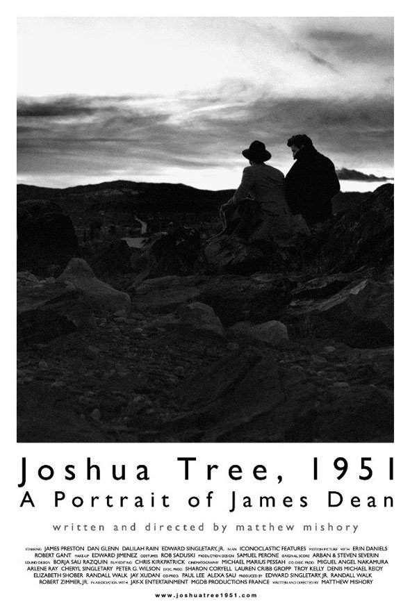 Joshua Tree 1951: A Portrait of James Dean Poster #1