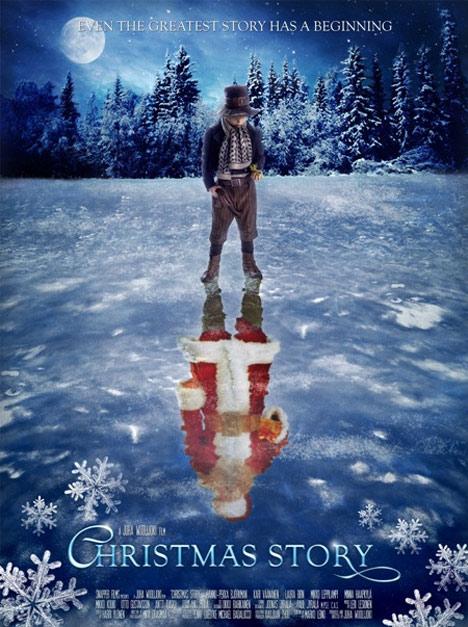 Joulutarina Poster #1