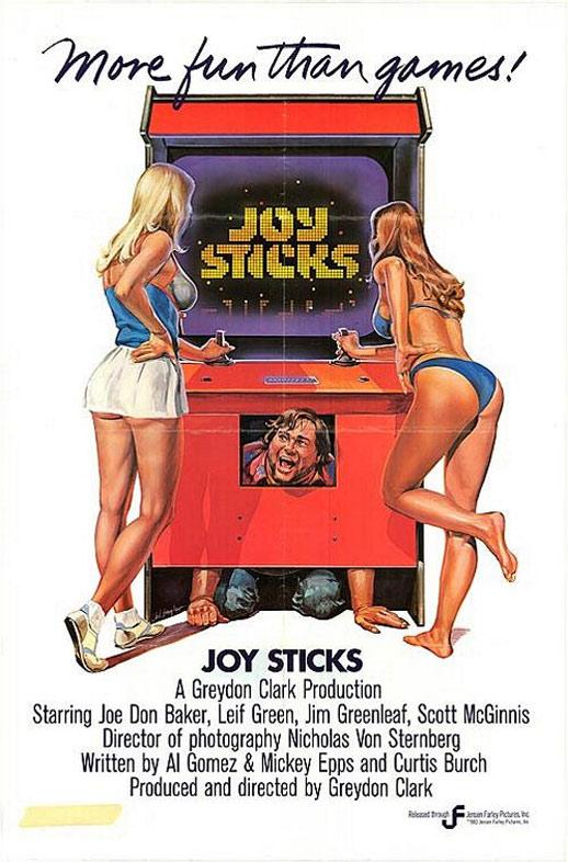 Joysticks Poster #1