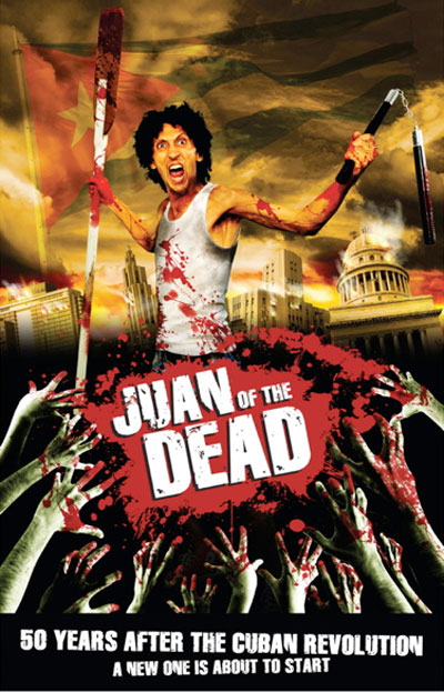 Juan of the Dead Poster #1