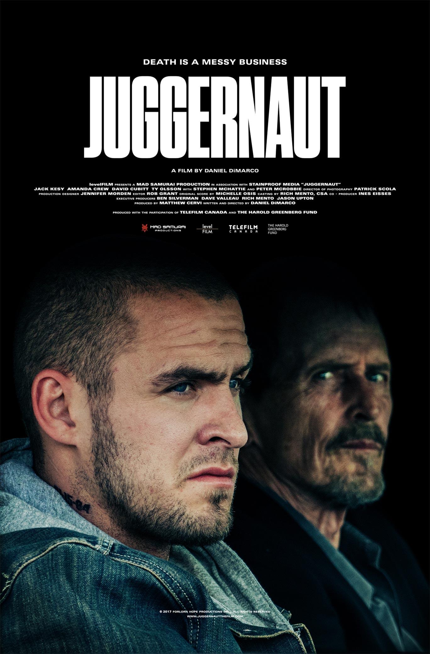 Juggernaut Poster #1