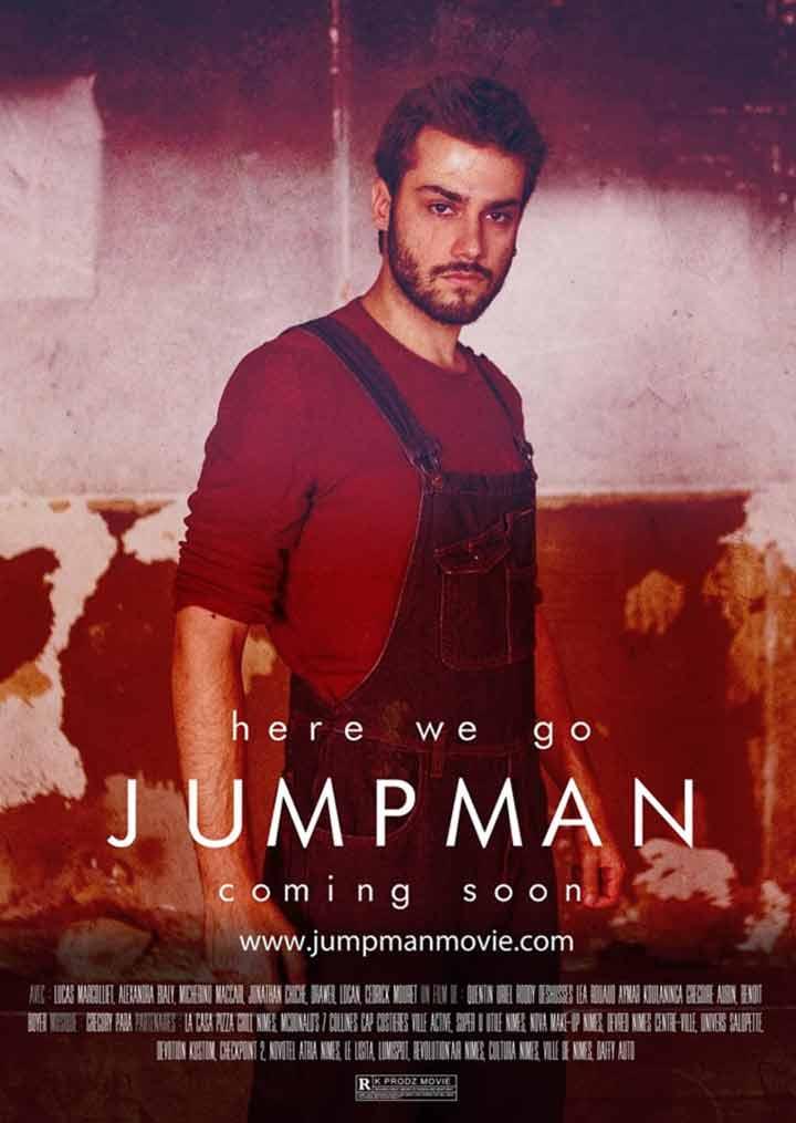 Jumpman Poster #1