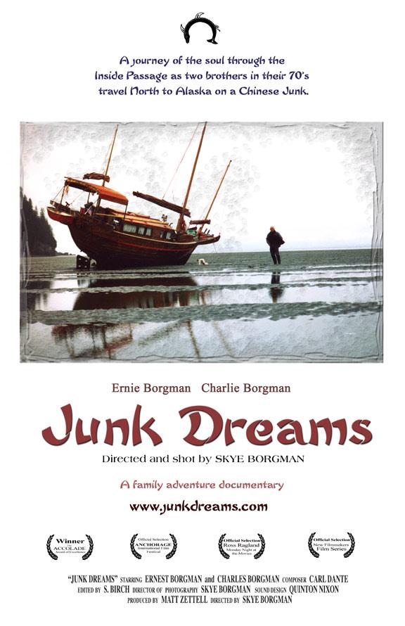 Junk Dreams Poster #1