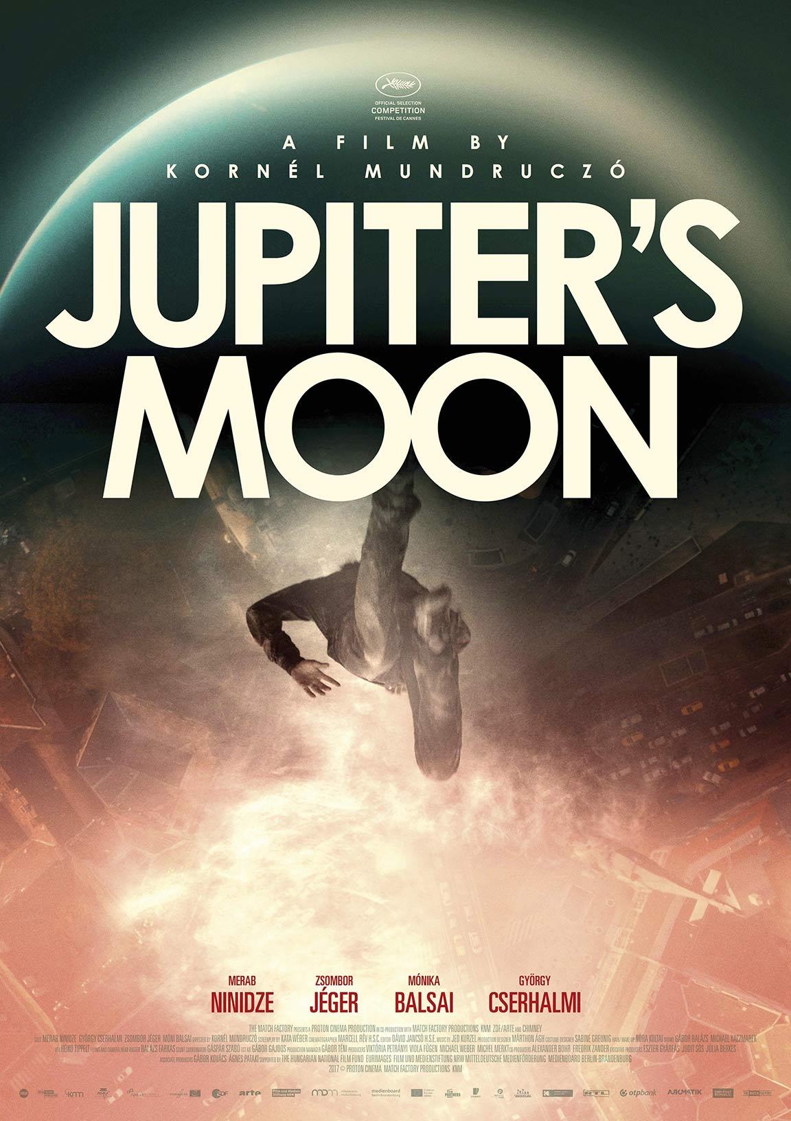 Jupiter's Moon Poster #1