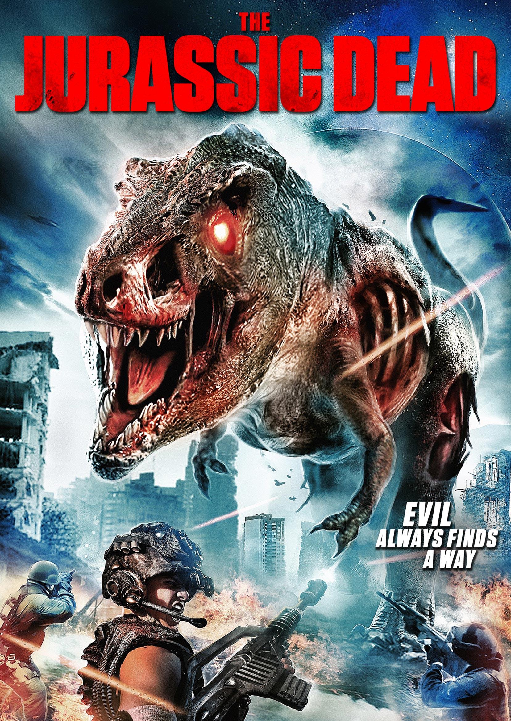 The Jurassic Dead Poster #1