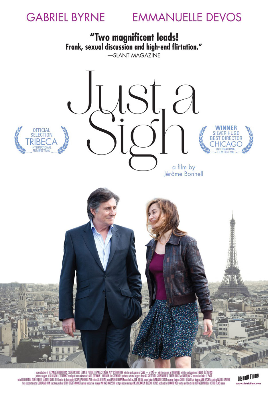 Just a Sigh Poster #1