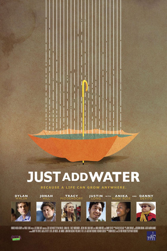 Just Add Water Poster #1