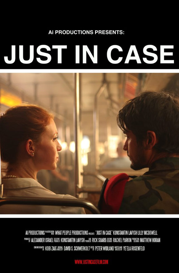 Just in Case Poster #1