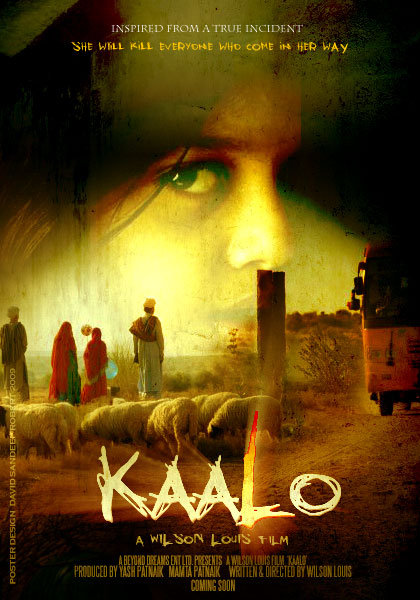 Kaalo Poster #3