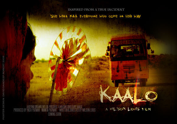 Kaalo Poster #4