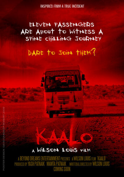 Kaalo Poster #6