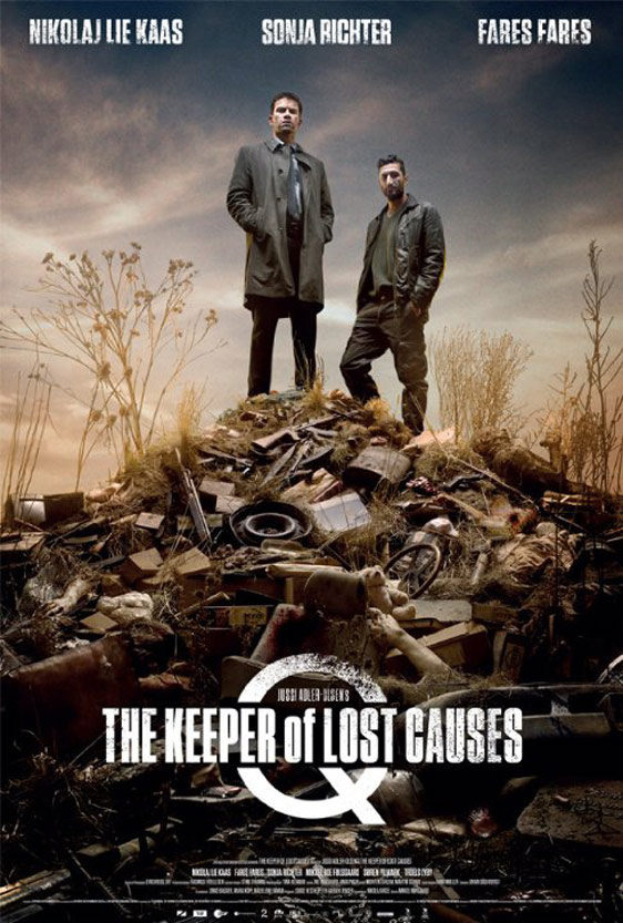 The Keeper of Lost Causes Poster #1