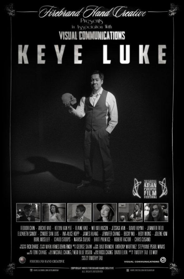 Keye Luke Poster #1