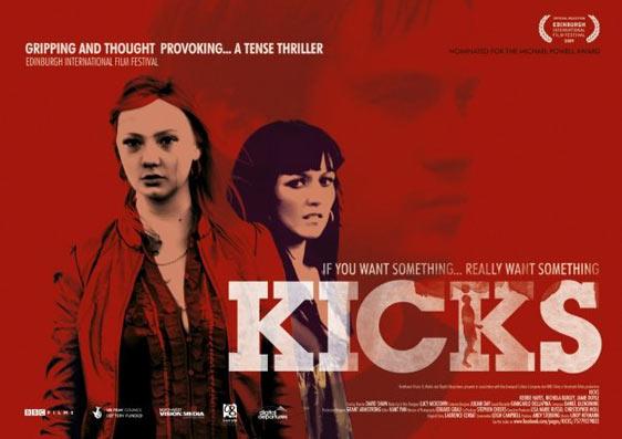 Kicks Poster #1