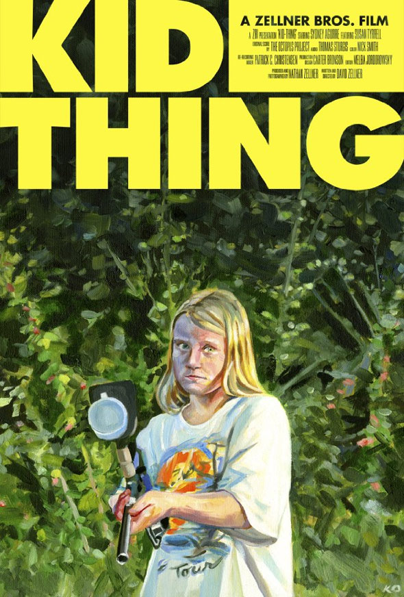 Kid-Thing Poster #1