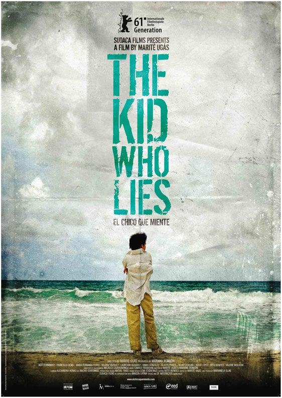 The Kid Who Lies (El chico que miente) Poster #1