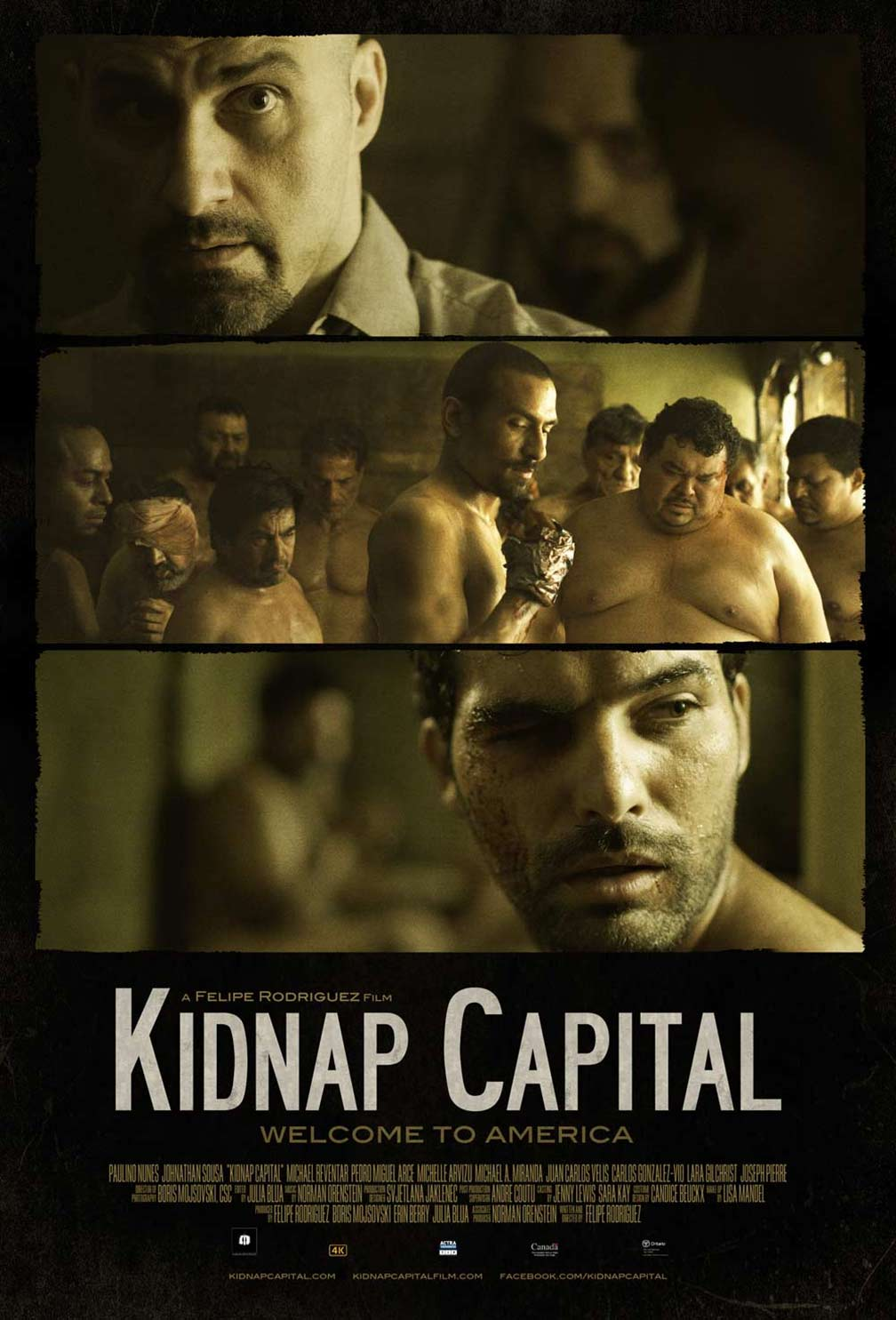Kidnap Capital Poster #1