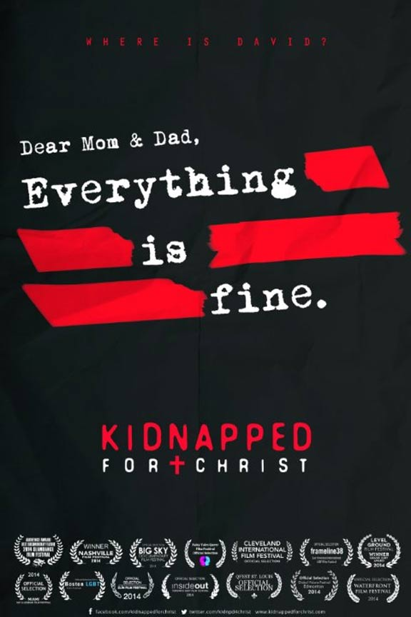 Kidnapped for Christ Poster #1