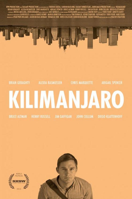 Kilimanjaro Poster #1