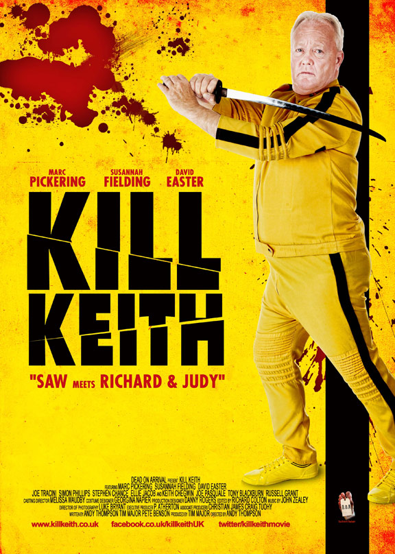 Kill Keith Poster #1