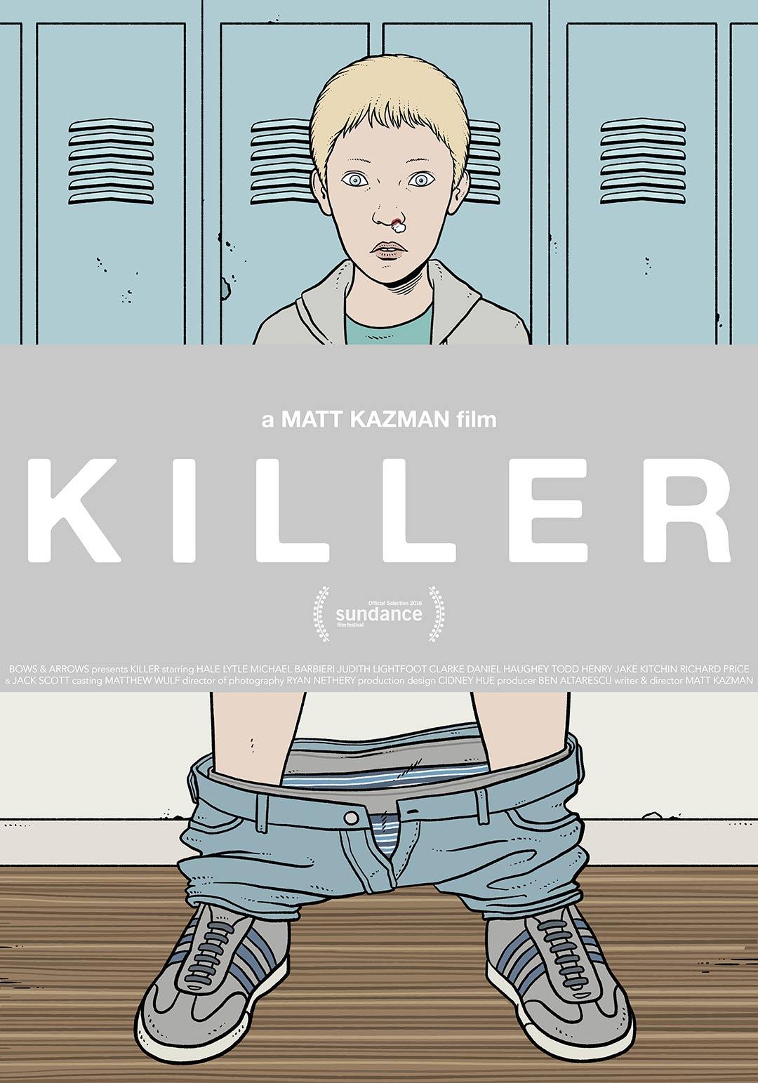 Killer Poster #1